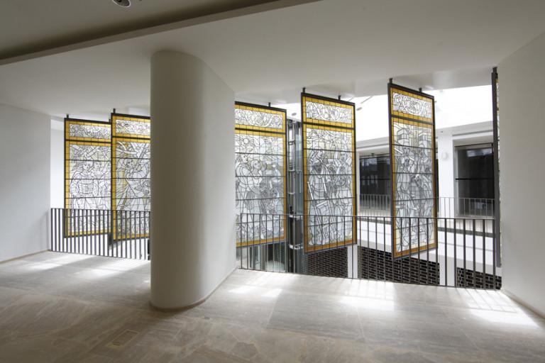 City Gate Interior