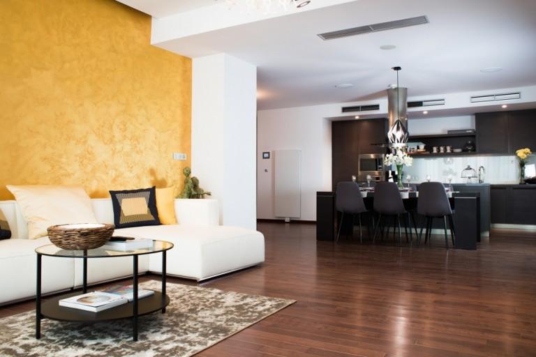 Model apartment